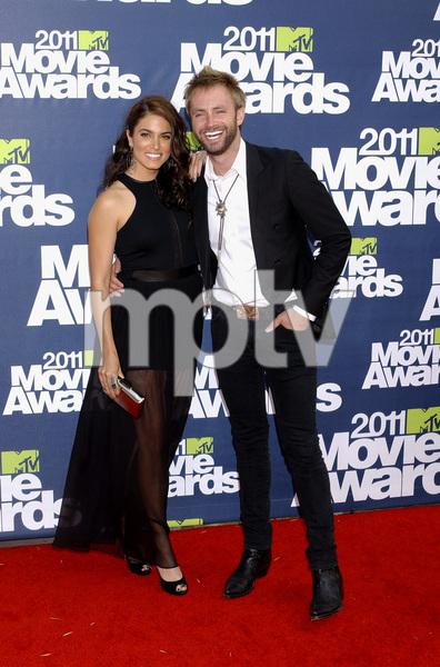 """MTV Movie Awards 2011""Nikki Reed, Paul McDonald6-5-2011 / Gibson Ampitheater / Hollywood CA / MTV / Photo by Gary Lewis - Image 24071_0061"