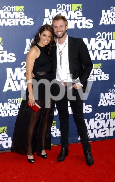 """MTV Movie Awards 2011""Nikki Reed, Paul McDonald6-5-2011 / Gibson Ampitheater / Hollywood CA / MTV / Photo by Gary Lewis - Image 24071_0065"