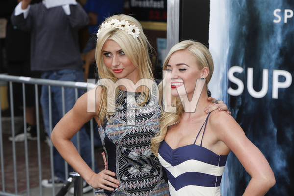 """Super 8"" Premiere Alyson Michalka, Amanda Michalka6-8-2011 / Regency Village Theater / Los Angeles CA / Paramount Pictures / Photo by Imeh Akpanudosen - Image 24072_0109"