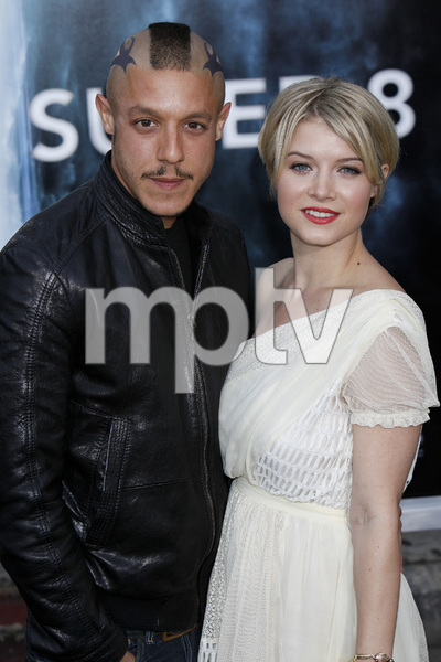 """""""Super 8"""" Premiere 6-8-2011 / Regency Village Theater / Los Angeles CA / Paramount Pictures / Photo by Imeh Akpanudosen - Image 24072_0277"""
