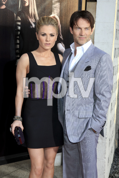 """""""True Blood"""" Premiere Anna Paquin, Stephen Moyer6-21-2011 / Cinerama Dome / Hollywood CA / HBO / Photo by Imeh Akpanudosen - Image 24074_0166"""