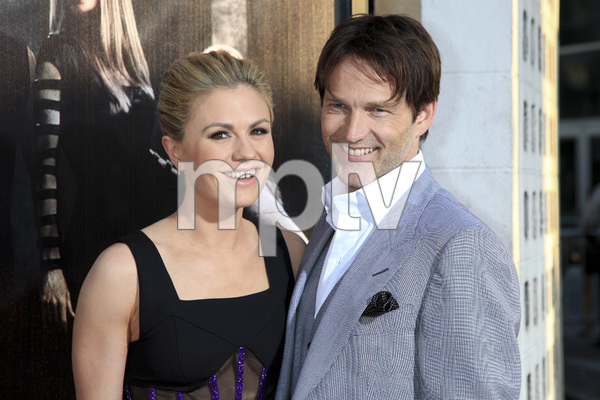 """True Blood"" Premiere Anna Paquin, Stephen Moyer6-21-2011 / Cinerama Dome / Hollywood CA / HBO / Photo by Imeh Akpanudosen - Image 24074_0250"