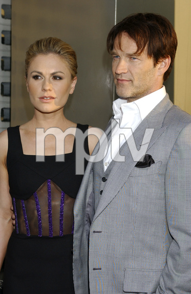 """True Blood"" Premiere Anna Paquin, Stephen Moyer6-21-2011 / Cinerama Dome / Hollywood CA / HBO / Photo by Gary Lewis - Image 24074_0306"