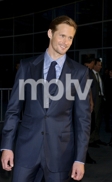 """True Blood"" Premiere Alexander Skarsgard 6-21-2011 / Cinerama Dome / Hollywood CA / HBO / Photo by Gary Lewis - Image 24074_0325"