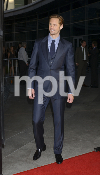 """True Blood"" Premiere Alexander Skarsgard 6-21-2011 / Cinerama Dome / Hollywood CA / HBO / Photo by Gary Lewis - Image 24074_0326"