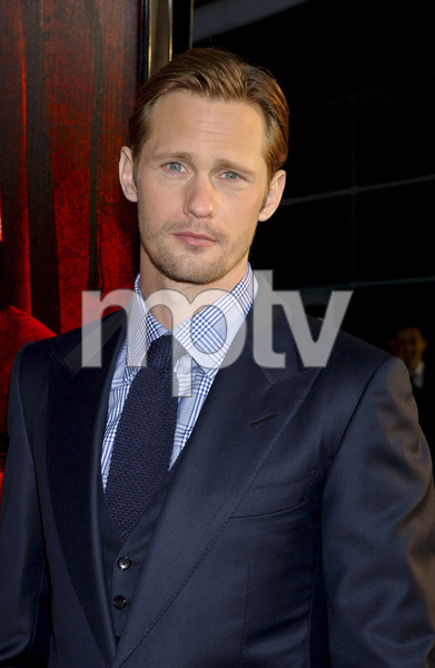 """True Blood"" Premiere Alexander Skarsgard 6-21-2011 / Cinerama Dome / Hollywood CA / HBO / Photo by Gary Lewis - Image 24074_0328"