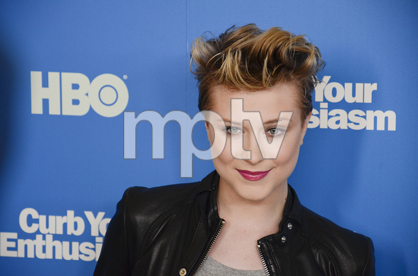 """Curb Your Enthusiasm"" PremiereEvan Rachel Wood7-6-2011 / Time Warner Screening Room / New York NY / HBO / Photo by Eric Reichbaum - Image 24075_0060"