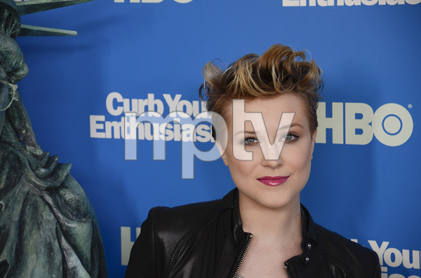 """Curb Your Enthusiasm"" PremiereEvan Rachel Wood7-6-2011 / Time Warner Screening Room / New York NY / HBO / Photo by Eric Reichbaum - Image 24075_0073"