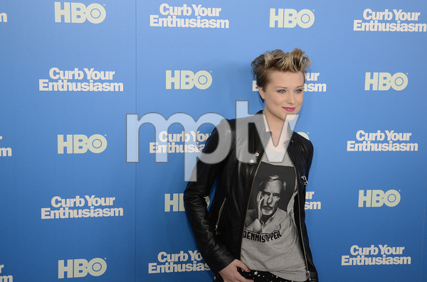 """Curb Your Enthusiasm"" PremiereEvan Rachel Wood7-6-2011 / Time Warner Screening Room / New York NY / HBO / Photo by Eric Reichbaum - Image 24075_0080"