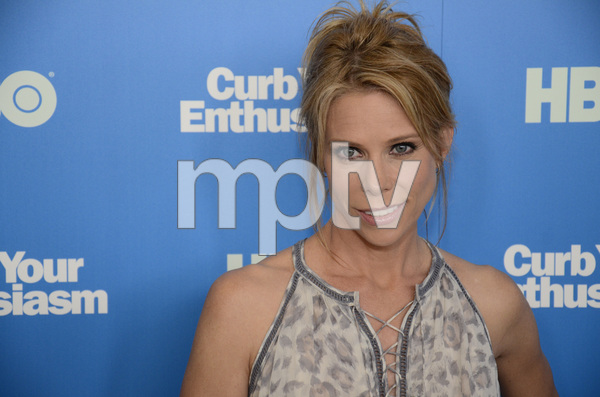 """""""Curb Your Enthusiasm"""" PremiereCheryl Hines7-6-2011 / Time Warner Screening Room / New York NY / HBO / Photo by Eric Reichbaum - Image 24075_0118"""