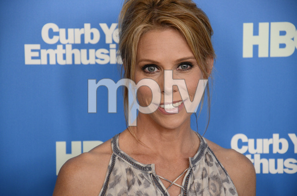 """""""Curb Your Enthusiasm"""" PremiereCheryl Hines7-6-2011 / Time Warner Screening Room / New York NY / HBO / Photo by Eric Reichbaum - Image 24075_0121"""