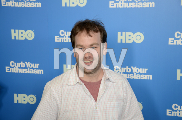 """Curb Your Enthusiasm"" PremiereMike Birbiglia7-6-2011 / Time Warner Screening Room / New York NY / HBO / Photo by Eric Reichbaum - Image 24075_0127"