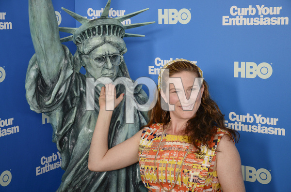 """""""Curb Your Enthusiasm"""" PremiereAnna Gasteyer7-6-2011 / Time Warner Screening Room / New York NY / HBO / Photo by Eric Reichbaum - Image 24075_0145"""