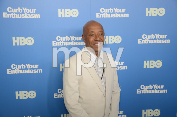 """Curb Your Enthusiasm"" PremiereRussell Simmons7-6-2011 / Time Warner Screening Room / New York NY / HBO / Photo by Eric Reichbaum - Image 24075_0160"