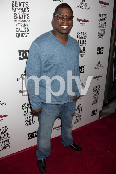 """""""Beats, Rhymes and Life: The Travels of A Tribe Called Quest"""" Premiere After Party David Banner 6-24-2011 / Rolling Stone Restaurant and Lounge / Hollywood CA / Song Pictures Classics / Photo by Imeh Akpanudosen - Image 24078_0020"""