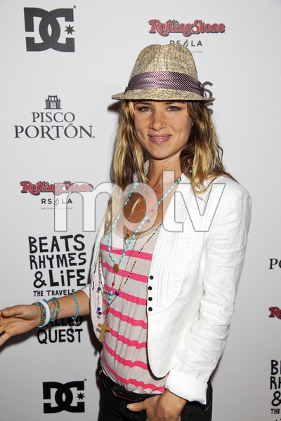 """Beats, Rhymes and Life: The Travels of A Tribe Called Quest"" Premiere After Party Juliette Lewis 6-24-2011 / Rolling Stone Restaurant and Lounge / Hollywood CA / Song Pictures Classics / Photo by Imeh Akpanudosen - Image 24078_0022"