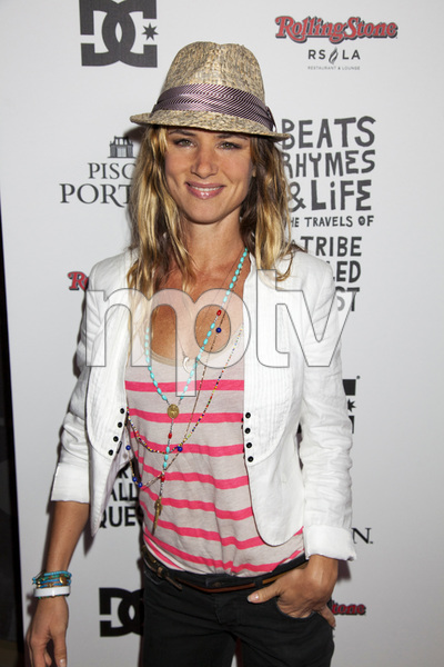 """""""Beats, Rhymes and Life: The Travels of A Tribe Called Quest"""" Premiere After Party Juliette Lewis 6-24-2011 / Rolling Stone Restaurant and Lounge / Hollywood CA / Song Pictures Classics / Photo by Imeh Akpanudosen - Image 24078_0023"""