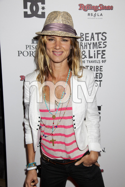 """""""Beats, Rhymes and Life: The Travels of A Tribe Called Quest"""" Premiere After Party Juliette Lewis 6-24-2011 / Rolling Stone Restaurant and Lounge / Hollywood CA / Song Pictures Classics / Photo by Imeh Akpanudosen - Image 24078_0024"""