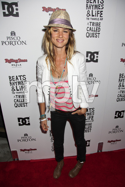 """Beats, Rhymes and Life: The Travels of A Tribe Called Quest"" Premiere After Party Juliette Lewis 6-24-2011 / Rolling Stone Restaurant and Lounge / Hollywood CA / Song Pictures Classics / Photo by Imeh Akpanudosen - Image 24078_0026"