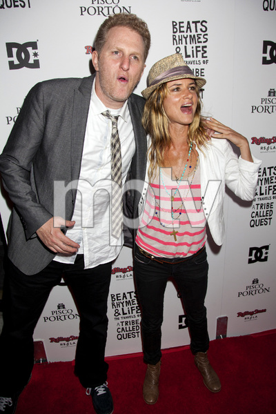 """Beats, Rhymes and Life: The Travels of A Tribe Called Quest"" Premiere After Party Michael Rapaport, Juliette Lewis 6-24-2011 / Rolling Stone Restaurant and Lounge / Hollywood CA / Song Pictures Classics / Photo by Imeh Akpanudosen - Image 24078_0029"