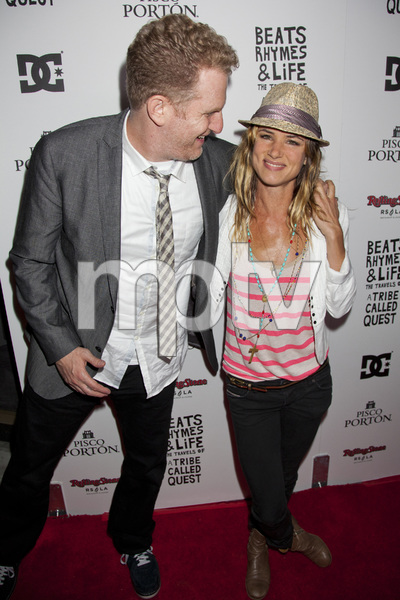 """""""Beats, Rhymes and Life: The Travels of A Tribe Called Quest"""" Premiere After Party Michael Rapaport, Juliette Lewis 6-24-2011 / Rolling Stone Restaurant and Lounge / Hollywood CA / Song Pictures Classics / Photo by Imeh Akpanudosen - Image 24078_0030"""