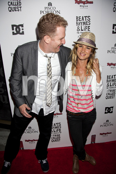 """""""Beats, Rhymes and Life: The Travels of A Tribe Called Quest"""" Premiere After Party Michael Rapaport, Juliette Lewis 6-24-2011 / Rolling Stone Restaurant and Lounge / Hollywood CA / Song Pictures Classics / Photo by Imeh Akpanudosen - Image 24078_0031"""