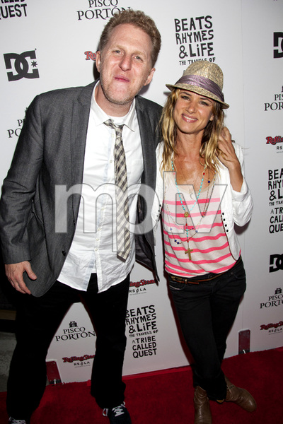 """""""Beats, Rhymes and Life: The Travels of A Tribe Called Quest"""" Premiere After Party Michael Rapaport, Juliette Lewis 6-24-2011 / Rolling Stone Restaurant and Lounge / Hollywood CA / Song Pictures Classics / Photo by Imeh Akpanudosen - Image 24078_0032"""