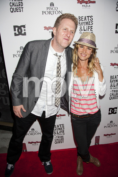 """""""Beats, Rhymes and Life: The Travels of A Tribe Called Quest"""" Premiere After Party Michael Rapaport, Juliette Lewis 6-24-2011 / Rolling Stone Restaurant and Lounge / Hollywood CA / Song Pictures Classics / Photo by Imeh Akpanudosen - Image 24078_0033"""