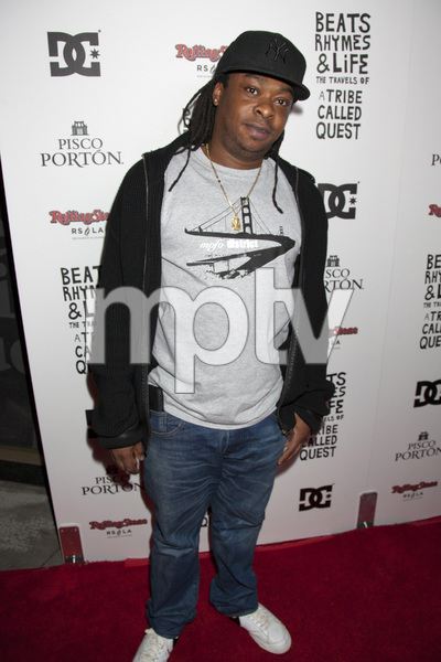 """""""Beats, Rhymes and Life: The Travels of A Tribe Called Quest"""" Premiere After Party Jarobi White 6-24-2011 / Rolling Stone Restaurant and Lounge / Hollywood CA / Song Pictures Classics / Photo by Imeh Akpanudosen - Image 24078_0067"""