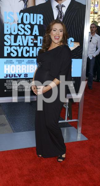 """Horrible Bosses"" PremiereAlyssa Milano6-30-2011 / Grauman"
