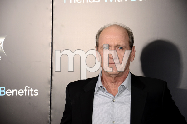 """Friends with Benefits"" Premiere Richard Jenkins7-18-2011 / Ziegfeld Theater / New York NY / Screen Gems / Photo by Eric Reichbaum - Image 24082_00041"