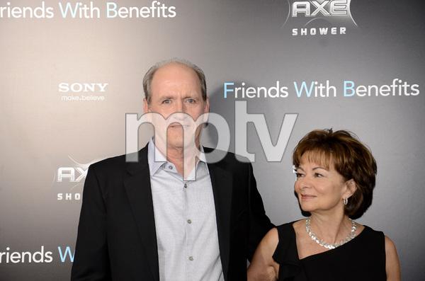 """Friends with Benefits"" Premiere Richard Jenkins7-18-2011 / Ziegfeld Theater / New York NY / Screen Gems / Photo by Eric Reichbaum - Image 24082_0007"