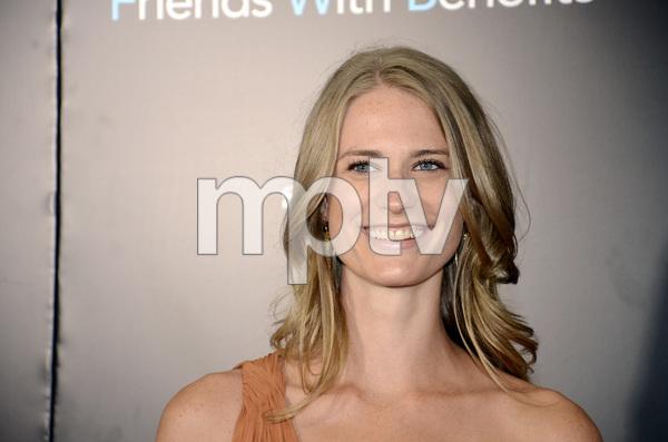 """Friends with Benefits"" Premiere Julie Henderson7-18-2011 / Ziegfeld Theater / New York NY / Screen Gems / Photo by Eric Reichbaum - Image 24082_0020"