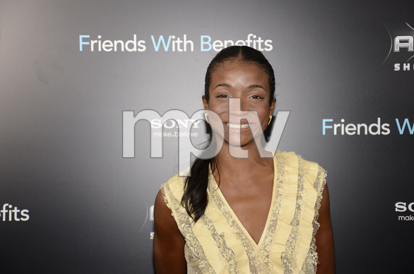 """Friends with Benefits"" Premiere Genevieve Jones7-18-2011 / Ziegfeld Theater / New York NY / Screen Gems / Photo by Eric Reichbaum - Image 24082_0024"