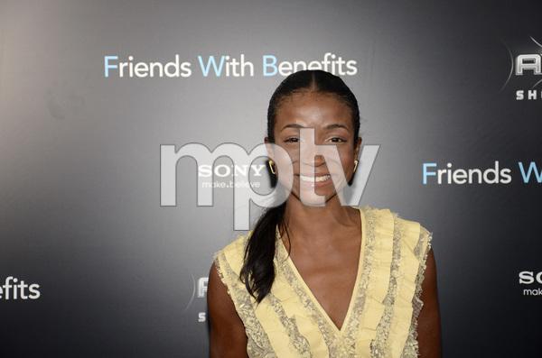 """Friends with Benefits"" Premiere Genevieve Jones7-18-2011 / Ziegfeld Theater / New York NY / Screen Gems / Photo by Eric Reichbaum - Image 24082_0025"