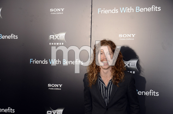 """Friends with Benefits"" Premiere Shaun White7-18-2011 / Ziegfeld Theater / New York NY / Screen Gems / Photo by Eric Reichbaum - Image 24082_0036"