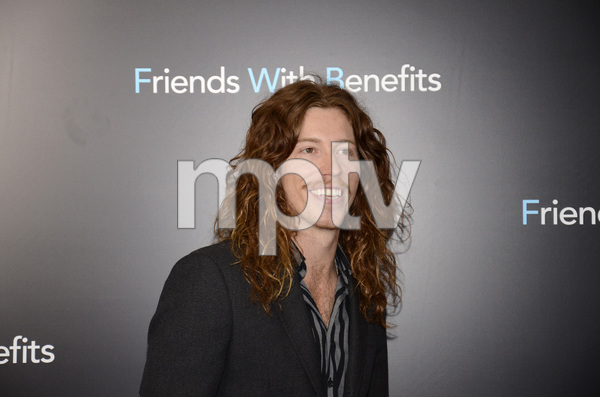 """Friends with Benefits"" Premiere Shaun White7-18-2011 / Ziegfeld Theater / New York NY / Screen Gems / Photo by Eric Reichbaum - Image 24082_0039"