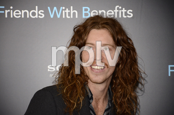 """Friends with Benefits"" Premiere Shaun White7-18-2011 / Ziegfeld Theater / New York NY / Screen Gems / Photo by Eric Reichbaum - Image 24082_0040"