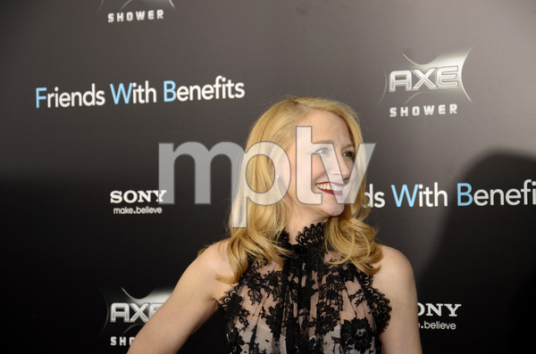 """""""Friends with Benefits"""" Premiere Patricia Clarkson7-18-2011 / Ziegfeld Theater / New York NY / Screen Gems / Photo by Eric Reichbaum - Image 24082_0058"""