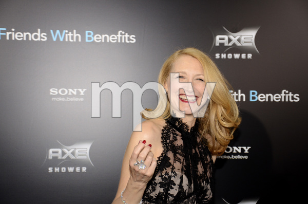 """Friends with Benefits"" Premiere Patricia Clarkson7-18-2011 / Ziegfeld Theater / New York NY / Screen Gems / Photo by Eric Reichbaum - Image 24082_0063"