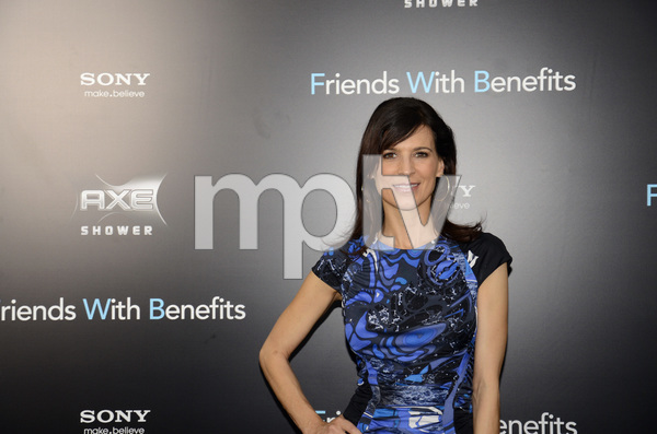 """""""Friends with Benefits"""" Premiere Perrey Reeves7-18-2011 / Ziegfeld Theater / New York NY / Screen Gems / Photo by Eric Reichbaum - Image 24082_0078"""