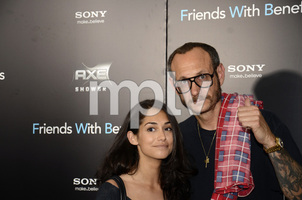 """""""Friends with Benefits"""" Premiere Terry Richardson7-18-2011 / Ziegfeld Theater / New York NY / Screen Gems / Photo by Eric Reichbaum - Image 24082_0128"""
