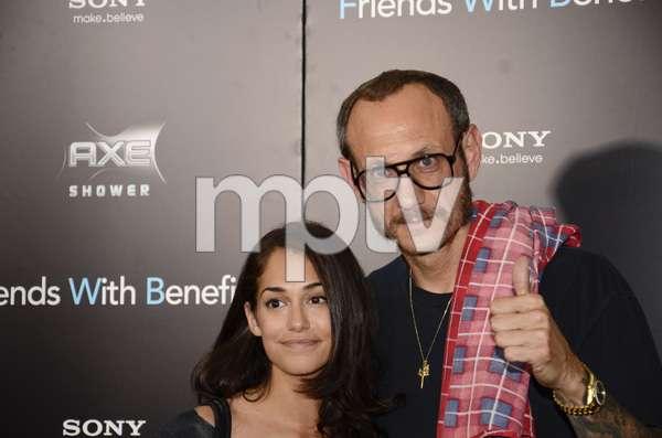 """Friends with Benefits"" Premiere Terry Richardson7-18-2011 / Ziegfeld Theater / New York NY / Screen Gems / Photo by Eric Reichbaum - Image 24082_0130"