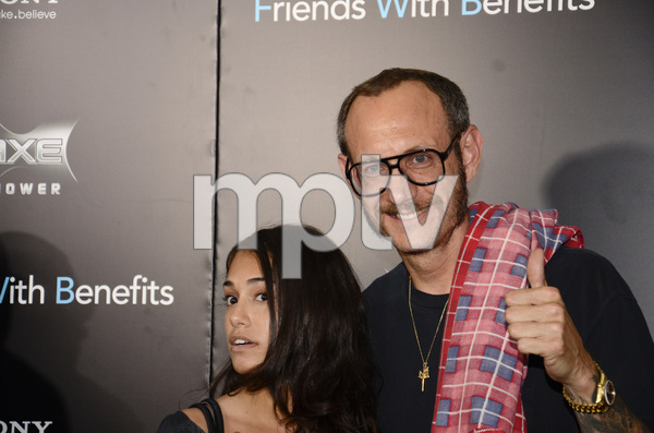 """Friends with Benefits"" Premiere Terry Richardson7-18-2011 / Ziegfeld Theater / New York NY / Screen Gems / Photo by Eric Reichbaum - Image 24082_0132"