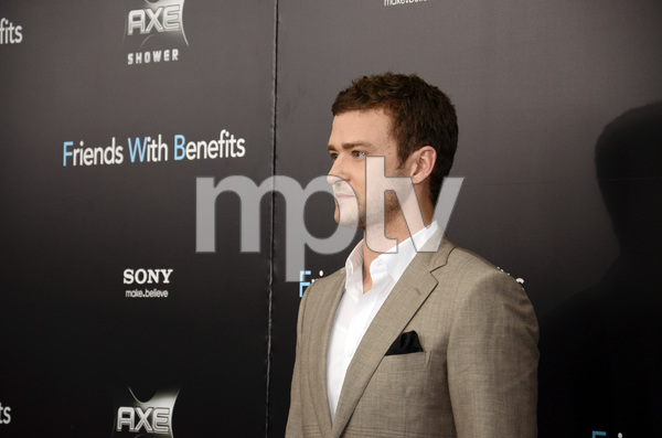 """""""Friends with Benefits"""" Premiere Justin Timberlake7-18-2011 / Ziegfeld Theater / New York NY / Screen Gems / Photo by Eric Reichbaum - Image 24082_0135"""