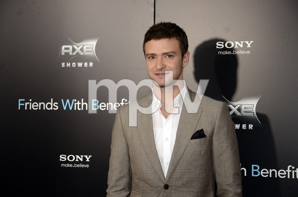 """Friends with Benefits"" Premiere Justin Timberlake7-18-2011 / Ziegfeld Theater / New York NY / Screen Gems / Photo by Eric Reichbaum - Image 24082_0136"