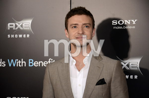 """""""Friends with Benefits"""" Premiere Justin Timberlake7-18-2011 / Ziegfeld Theater / New York NY / Screen Gems / Photo by Eric Reichbaum - Image 24082_0137"""