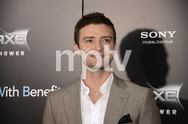 """""""Friends with Benefits"""" Premiere Justin Timberlake7-18-2011 / Ziegfeld Theater / New York NY / Screen Gems / Photo by Eric Reichbaum - Image 24082_0138"""
