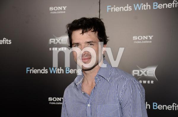 """Friends with Benefits"" Premiere Matthew Settle7-18-2011 / Ziegfeld Theater / New York NY / Screen Gems / Photo by Eric Reichbaum - Image 24082_0150"