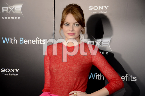 """Friends with Benefits"" Premiere Emma Stone7-18-2011 / Ziegfeld Theater / New York NY / Screen Gems / Photo by Eric Reichbaum - Image 24082_0187"